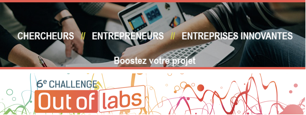 En avant pour le 6ème Challenge Out of Labs